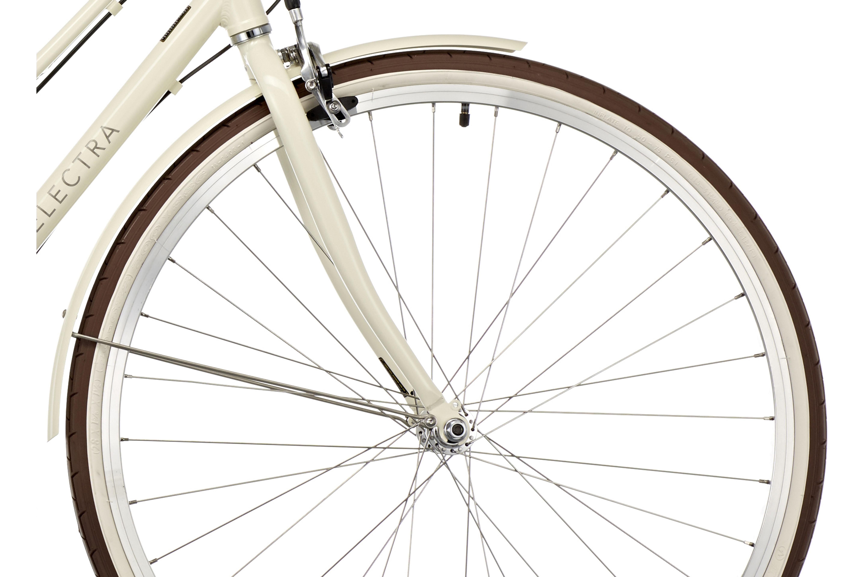 a93524ad Electra Loft 7D Bysykkel Dame Beige | Gode tilbud hos bikester.no